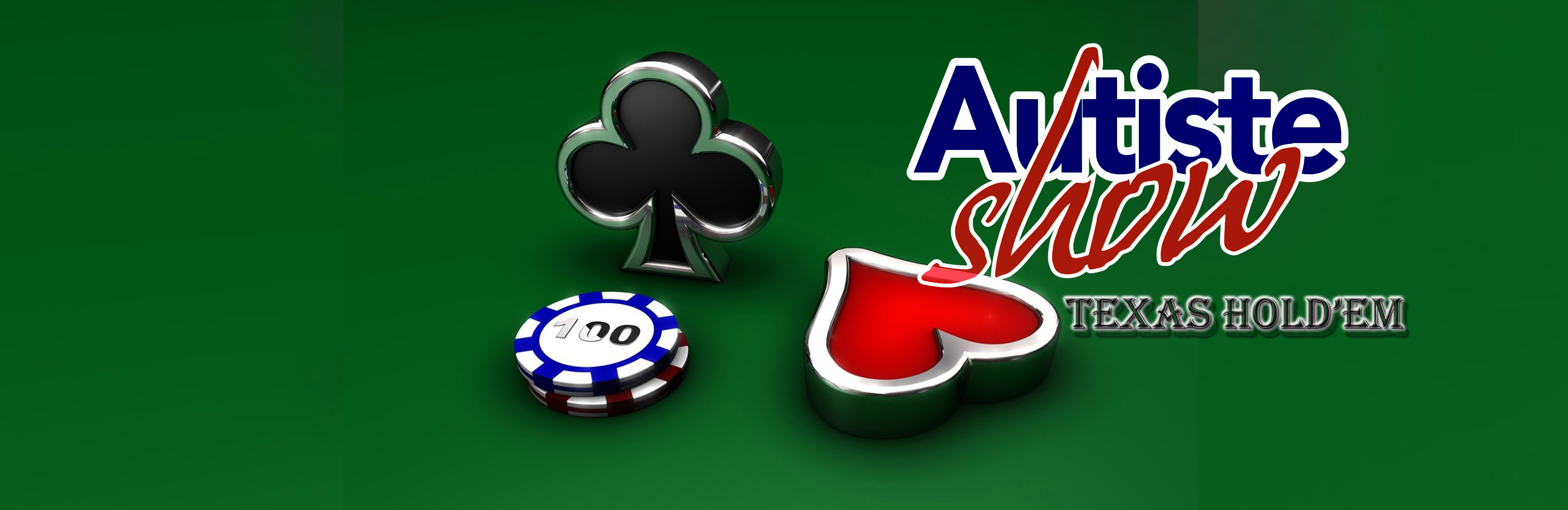 Tournoi de Poker Texas Hold'em mai 2016